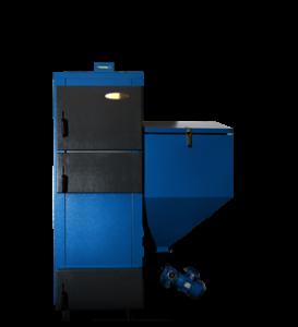 автоматические пеллетные котлы для отопления жилья