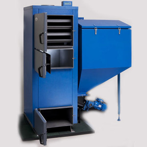 Автоматические пеллетные котлы для систем отопления